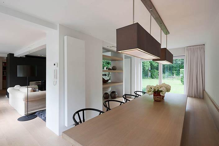 Landelijke Villa Inrichting : Aerts blower interieurvormgeving interieurarchitecten